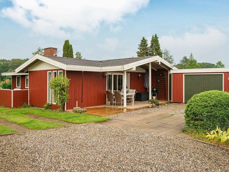Simplistic Holiday Home in Egernsund near Sea, location de vacances à Westerholz