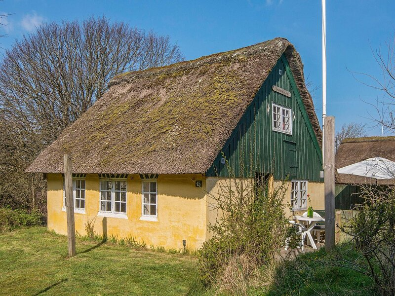 Traditional Holiday Home in Jutland near the Sea, holiday rental in Fanoe