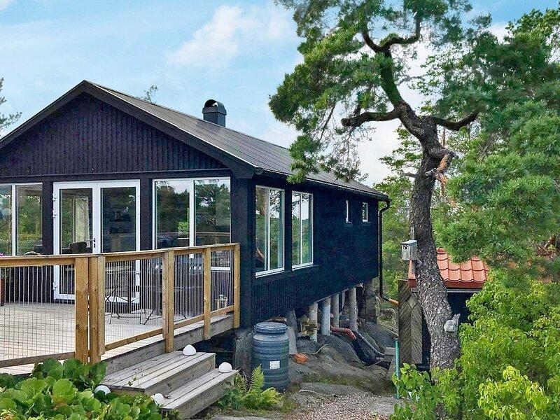 4 person holiday home in ÅKERSBERGA, alquiler de vacaciones en Vaxholm