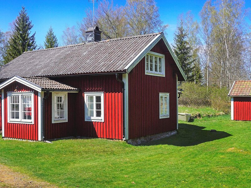 5 person holiday home in TINGSRYD, holiday rental in Hallabro