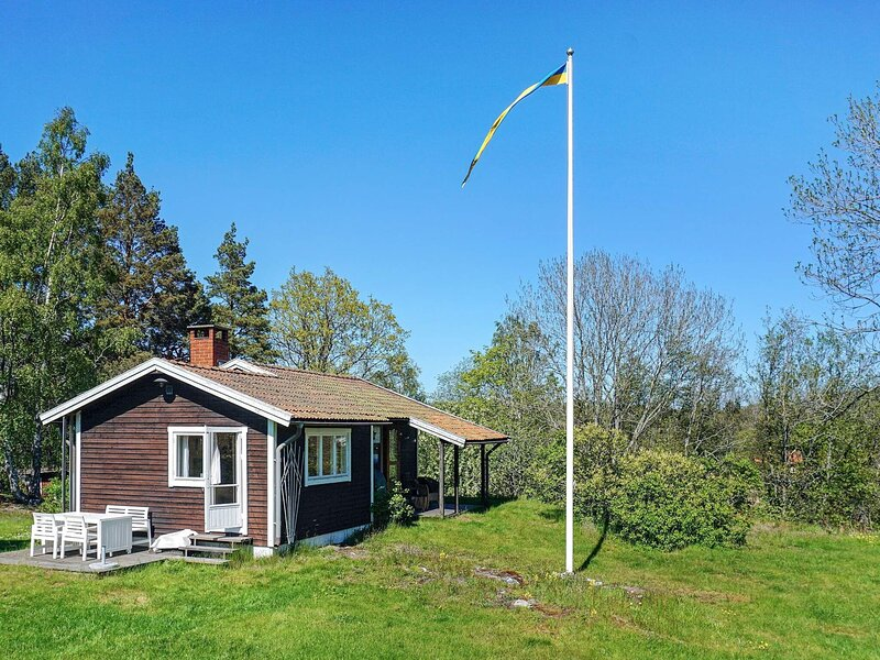 5 person holiday home in TYRESÖ, holiday rental in Skogas