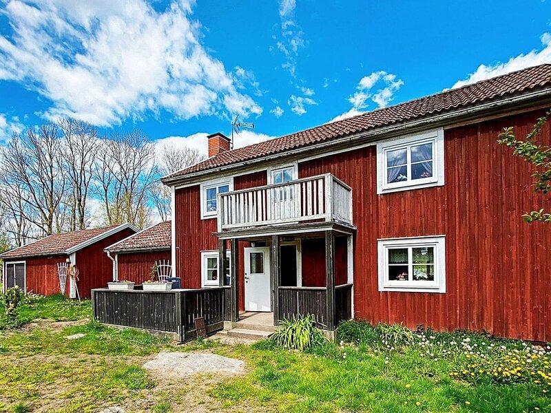 7 person holiday home in ÄLMEDBODA, holiday rental in Urshult