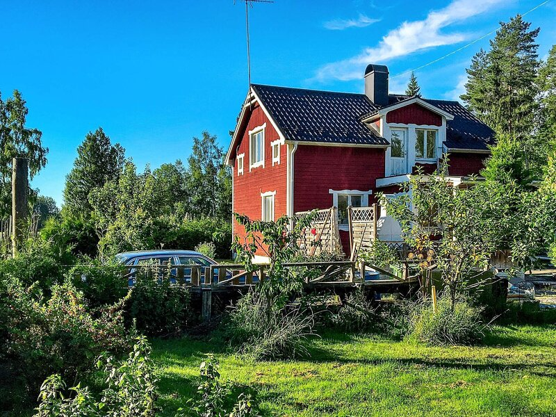 6 person holiday home in MÅNKARBO, alquiler de vacaciones en Uppsala County