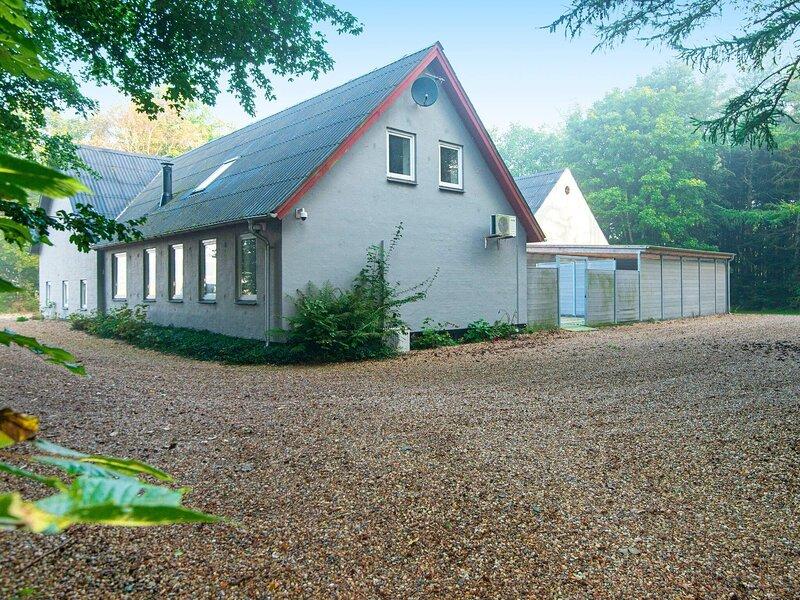 4 star holiday home in Sønder Omme, holiday rental in Brande