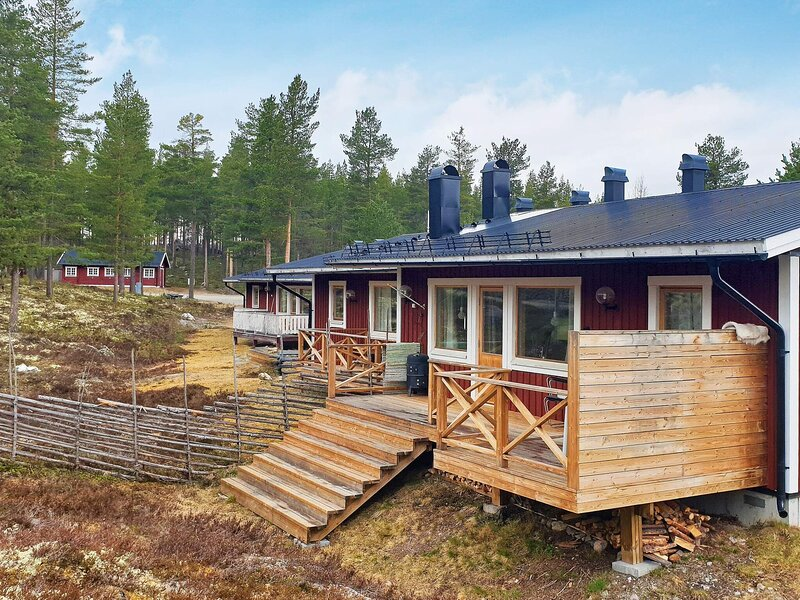 6 person holiday home in HEDE, vacation rental in Jamtland County
