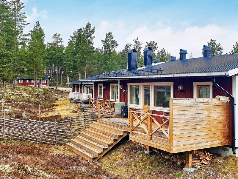 5 person holiday home in HEDE, vacation rental in Jamtland County
