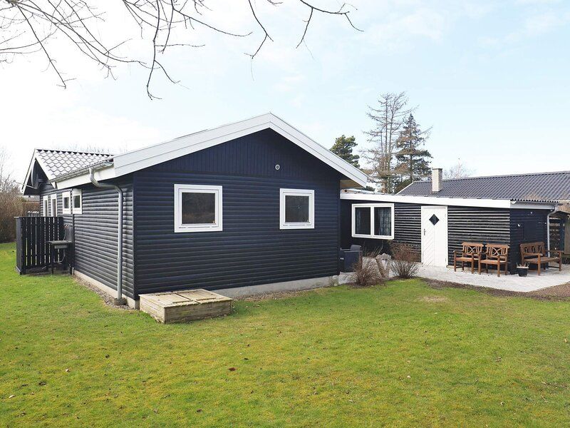 Gorgeous Holiday Home in Funen, Syddanmark with Sauna., location de vacances à Brenderup