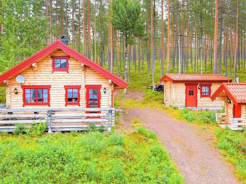 4 star holiday home in SÄLEN, holiday rental in Sorsjon