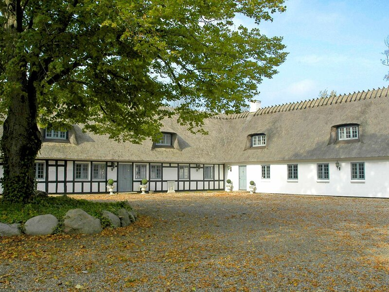 Modern Holiday Home in Ronaes Denmark with Pool, holiday rental in Middelfart
