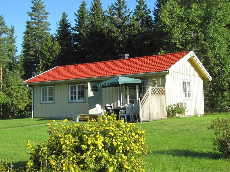 4 star holiday home in HÅCKSVIK, casa vacanza a Overlida