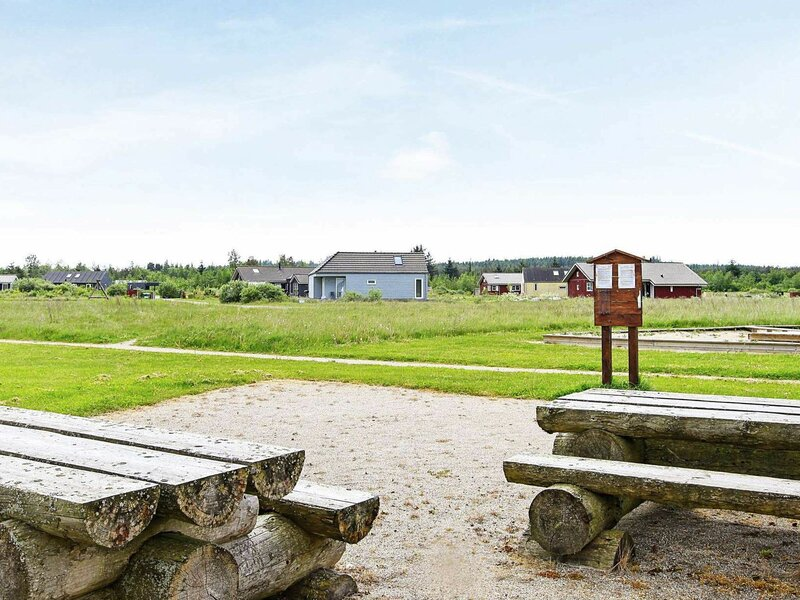 Luxurious Holiday Home in Brovst Jutland with Sauna, alquiler vacacional en Fjerritslev