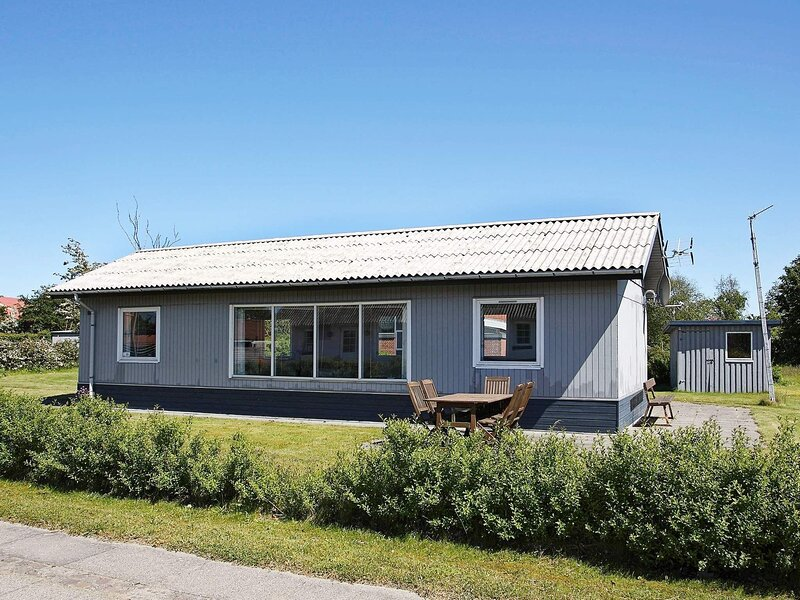 Cozy Holiday Home in Fjerritslev with Terrace, alquiler vacacional en Fjerritslev