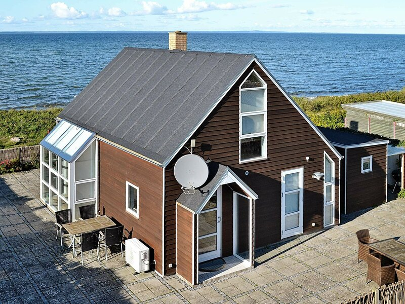 Comfortable Holiday Home in Funen on Beach, location de vacances à Brenderup