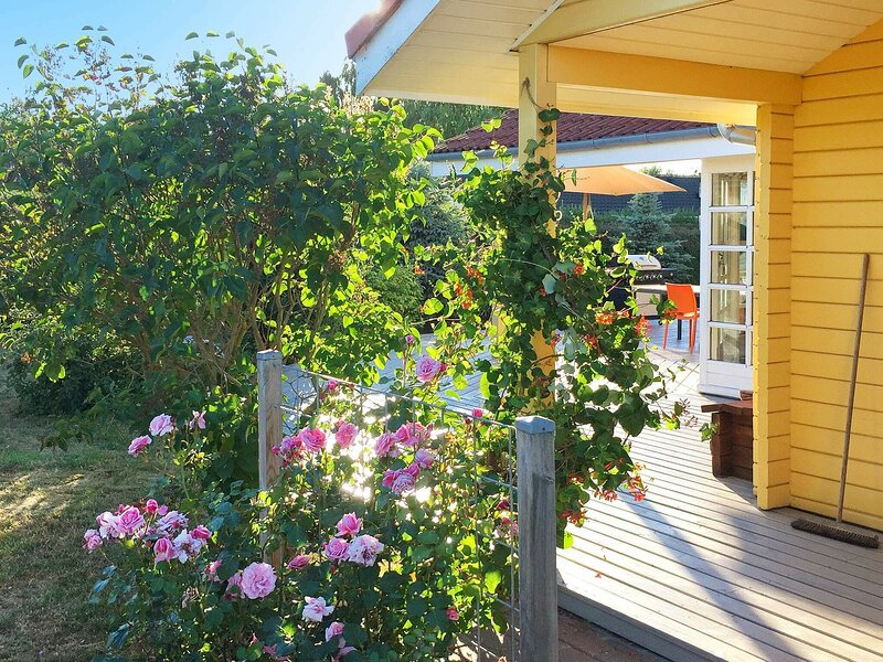 Homely Holiday Home in Jutland with Sauna, holiday rental in Skive