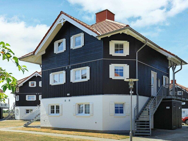 Modern Apartment in Funen with Sauna, casa vacanza a North Funen Municipality