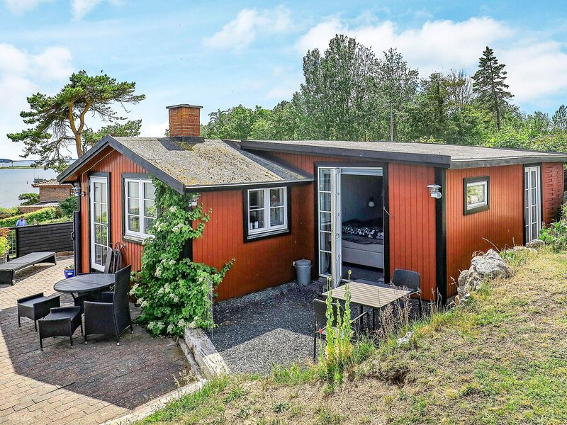 Cozy Holiday Home in Martofte with Terrace, holiday rental in Dalby