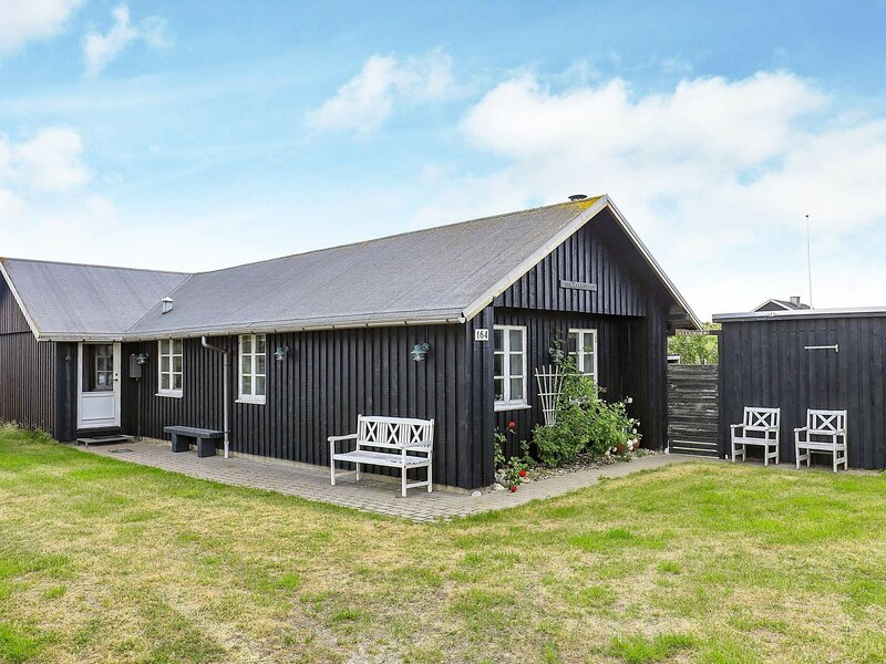 Modern Holiday Home in Jutland with Private Whirlpool, vakantiewoning in Vesterhede