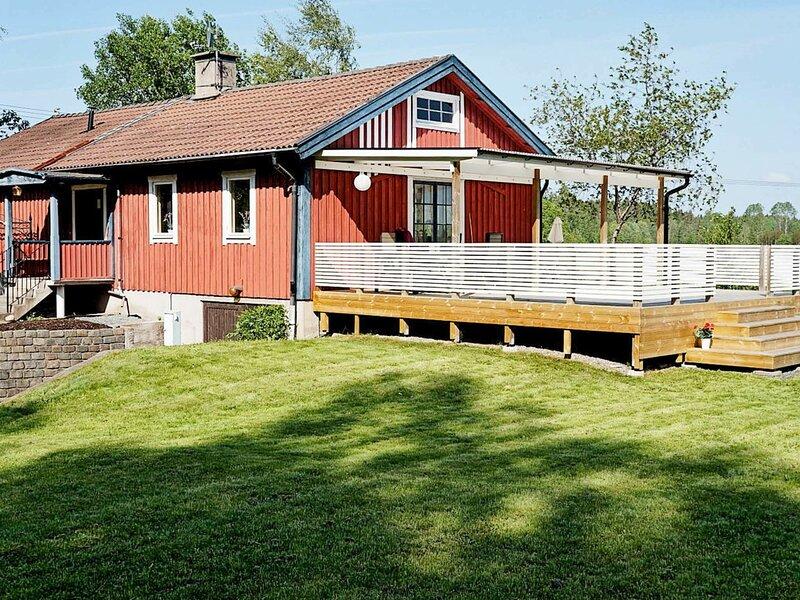 4 star holiday home in Edsbruk, holiday rental in Valdemarsvik