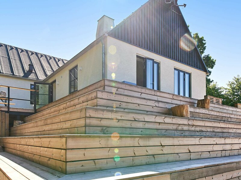 Lavish Holiday Home in Bornholm with Terrace, holiday rental in Hasle