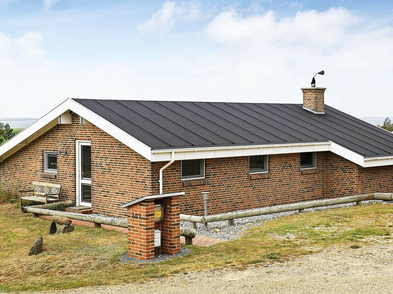 Picturesque Holiday home in Ulfborg with Sauna, holiday rental in West Jutland