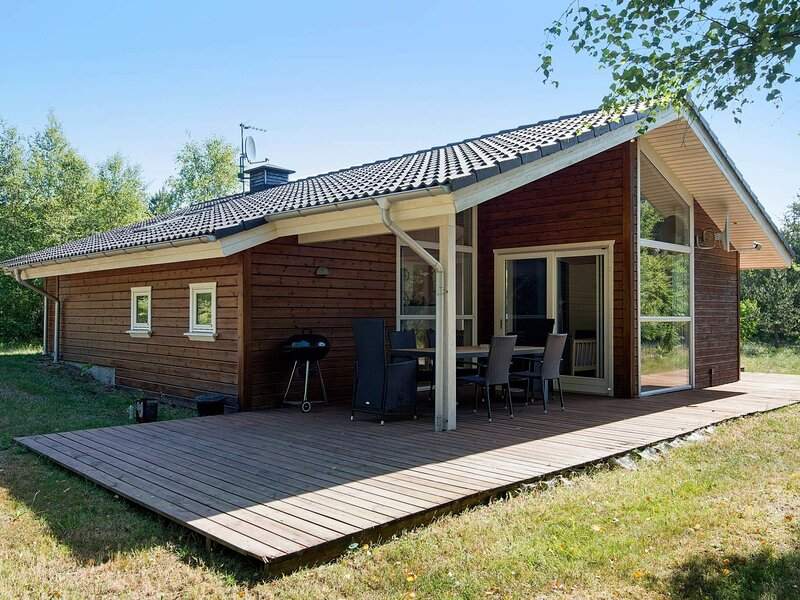 Cosy Holiday Home in Jutland with Whirlpool, vakantiewoning in Vesterhede