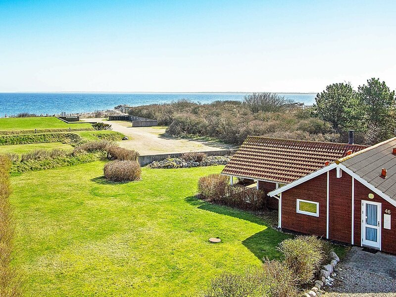Gorgeous Holiday Home in Nykøbing Sjælland with Sauna, holiday rental in Odsherred Municipality
