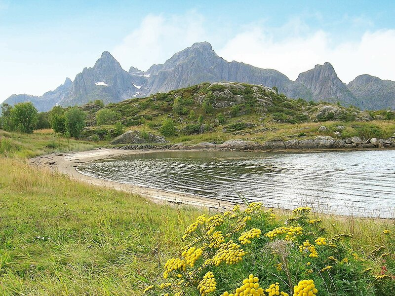5 person holiday home in Digermulen, holiday rental in Lofoten Islands