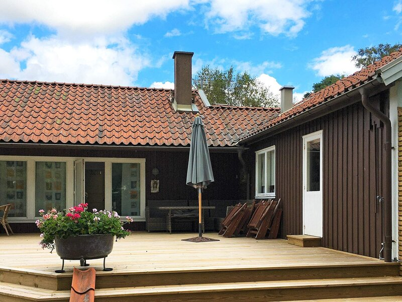 8 person holiday home in Haverdal, location de vacances à Getinge