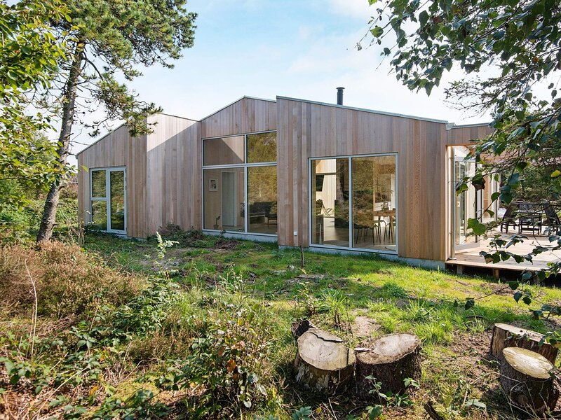 Dreamy Holiday Home in Rømø with Terrace, casa vacanza a Roemoe Kirkeby