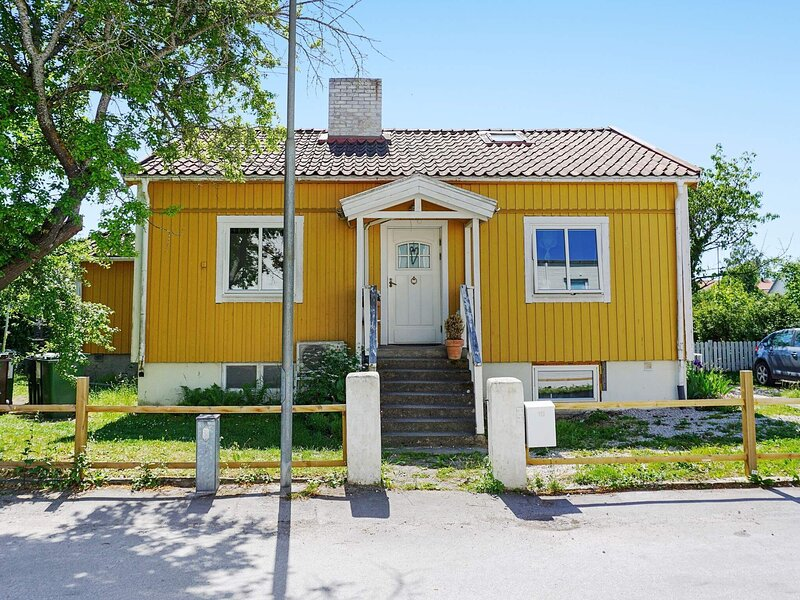 4 person holiday home in VISBY, holiday rental in Gotland