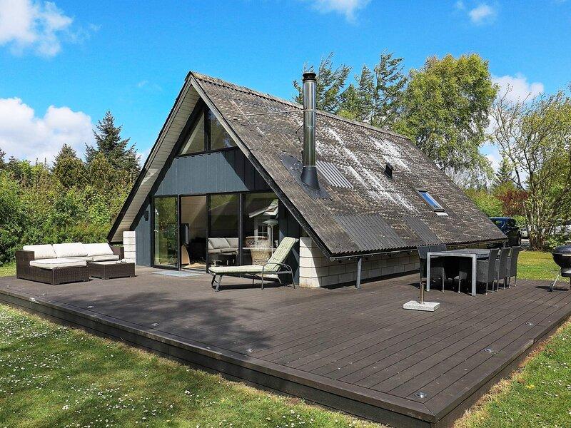 5 person holiday home in Spøttrup, holiday rental in Vinderup