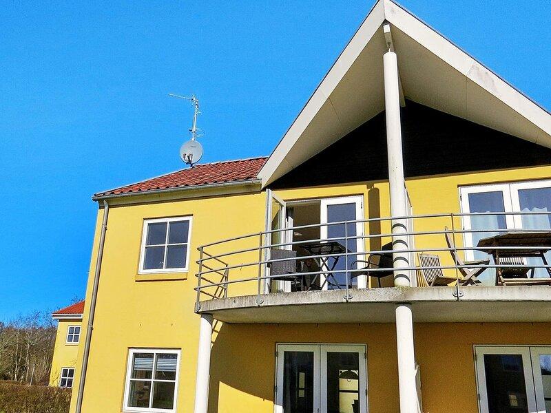 4 person holiday home in Hals, location de vacances à Hals