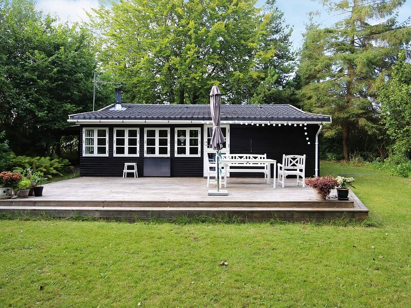 4 person holiday home in Jægerspris, location de vacances à Skibby