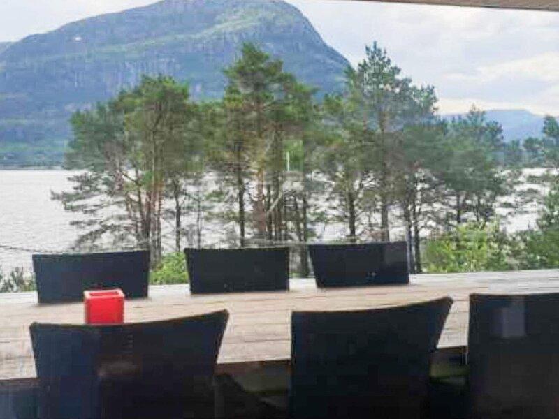 4 star holiday home in Svelgen, holiday rental in Barmen