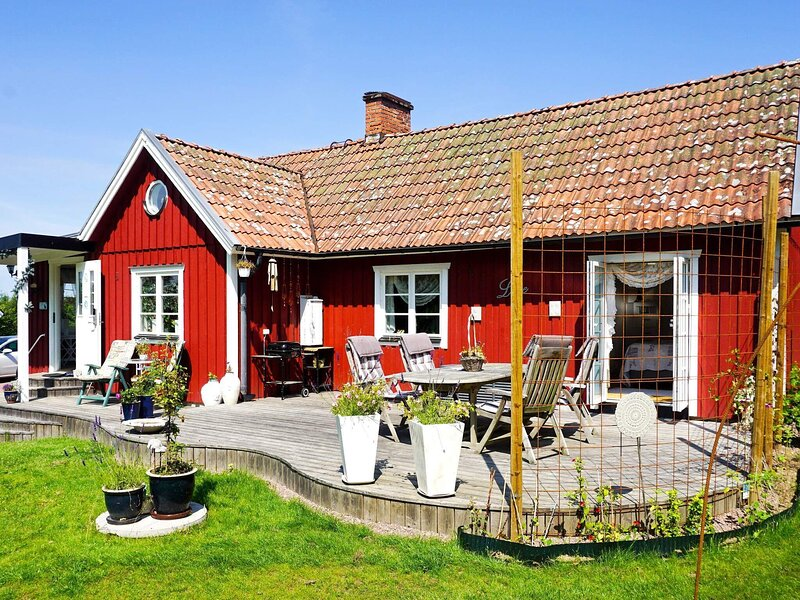 4 person holiday home in ARKELSTORP, location de vacances à Immeln