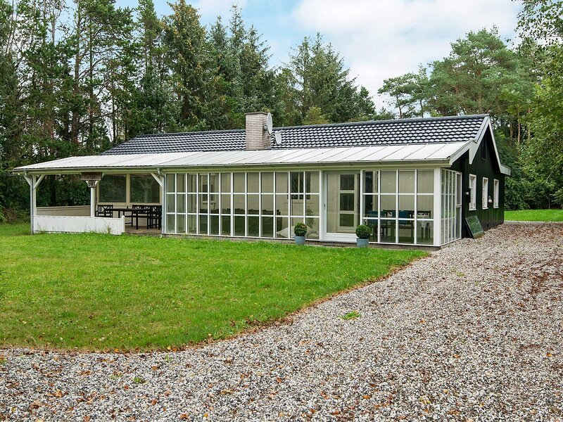 4 star holiday home in Bording, holiday rental in Brande