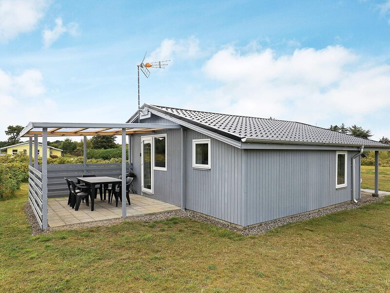 5 person holiday home in Sæby, holiday rental in Asaa