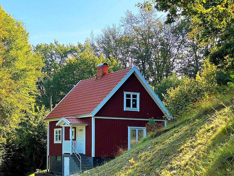 5 person holiday home in NÄSUM, location de vacances à Kyrkhult