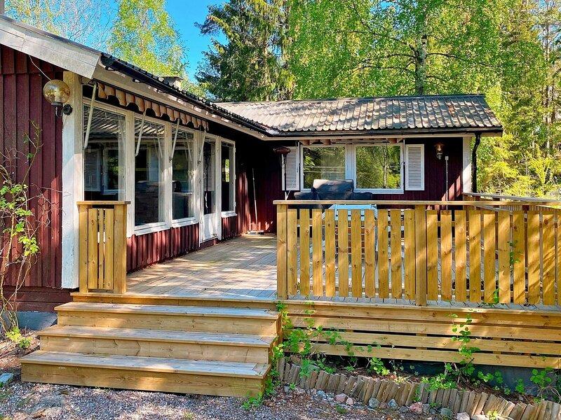 5 person holiday home in EDSBRO, location de vacances à Vaddo