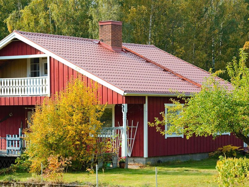 10 person holiday home in JÄDRAÅS, vacation rental in Midnight Sun Coast