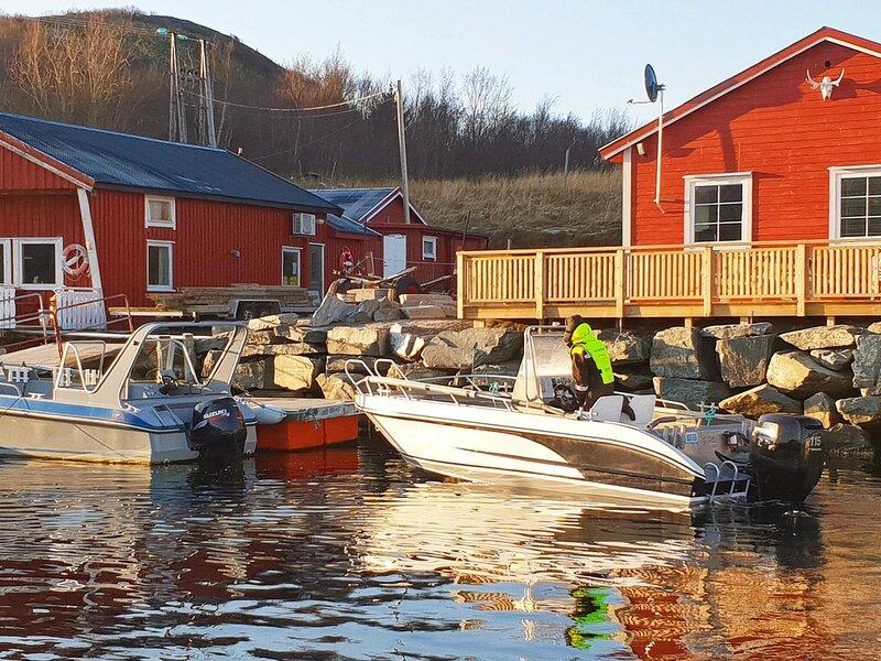 6 person holiday home in Oksvoll, alquiler de vacaciones en Trondelag