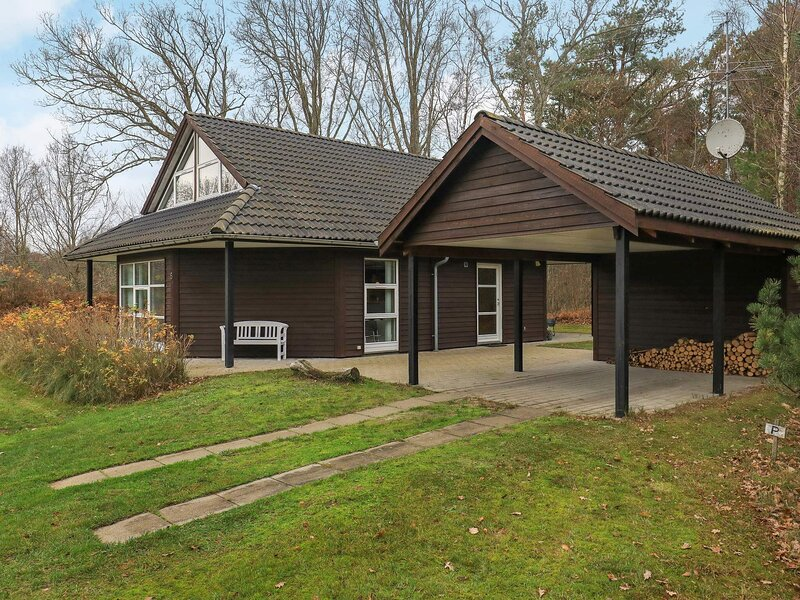Spacious Holiday Home in Nordjylland with Sauna, holiday rental in Laesoe Island