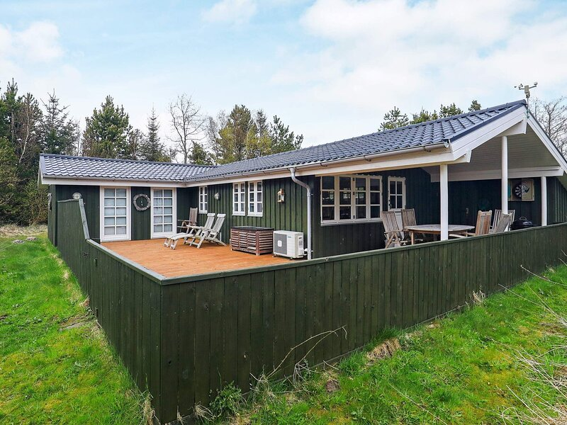 6 person holiday home in Jerup, holiday rental in Napstjaert