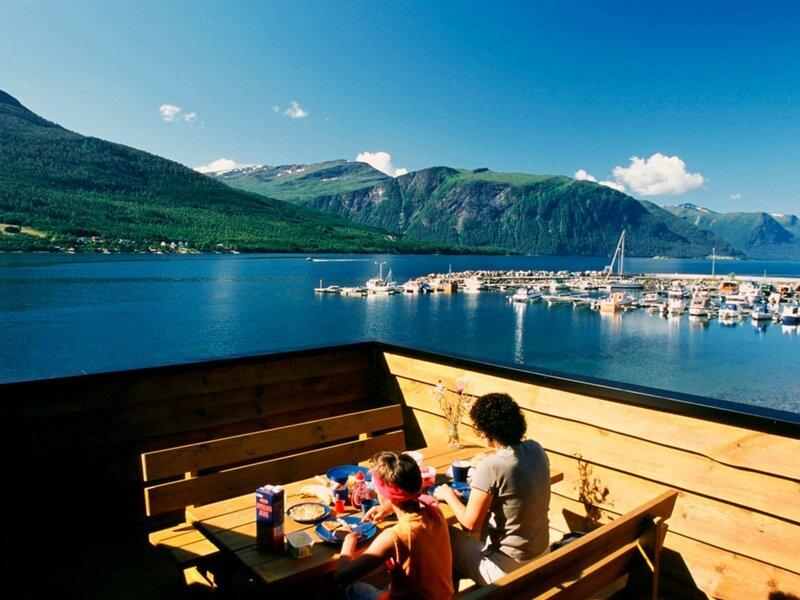 4 star holiday home in EIDSVÅG, vacation rental in Sunndalsora