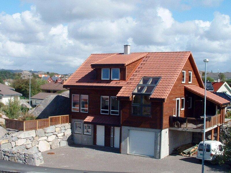 4 star holiday home in Sirevåg, location de vacances à Bryne