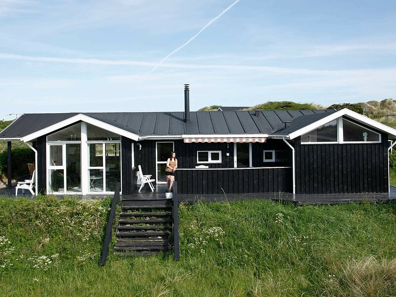 Secluded Holiday Home in Jutland with Sauna, holiday rental in Pandrup