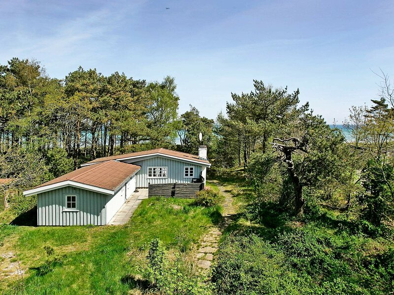 Modern Holiday Home in Nexø with Terrace, holiday rental in Balka