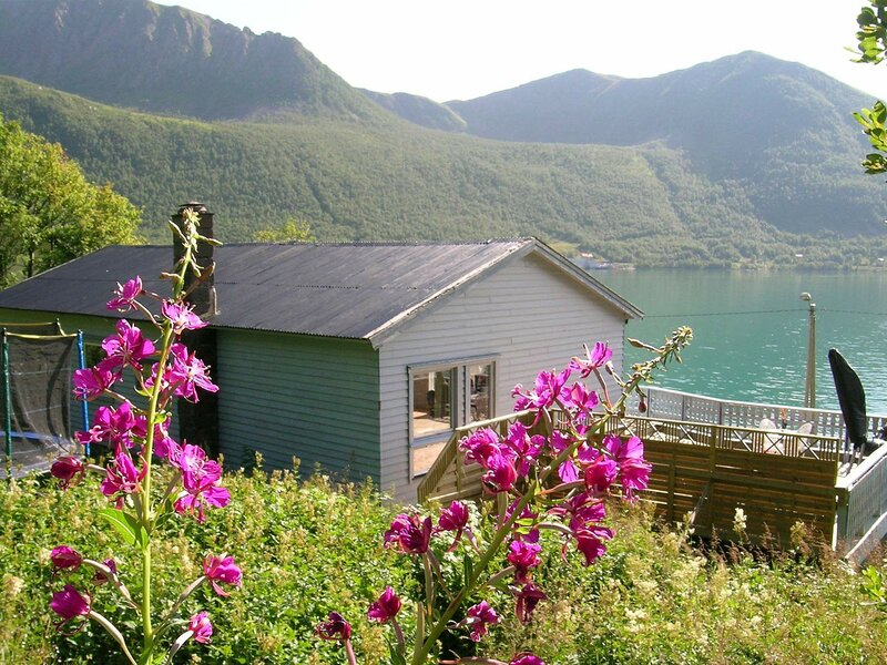10 person holiday home in Kaldfarnes, location de vacances à Senja
