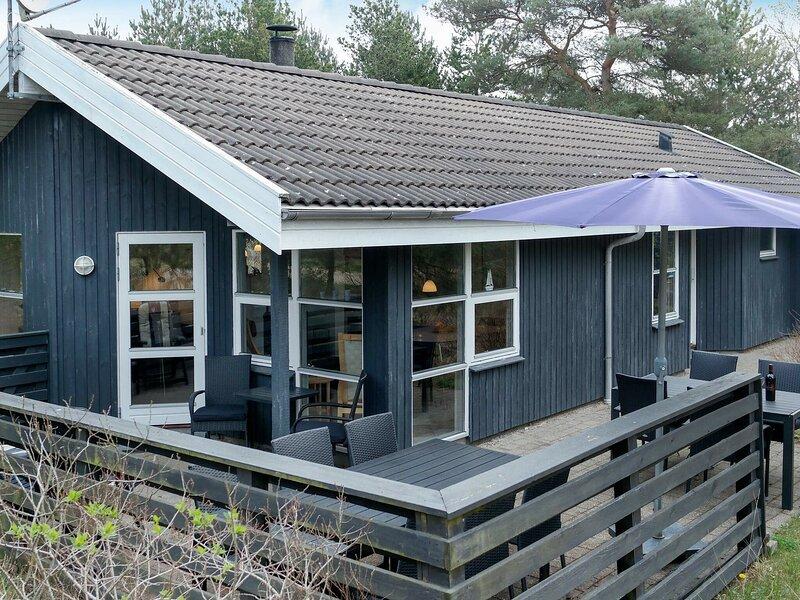 Secluded Holiday Home in Fjerritslev with Sauna, alquiler vacacional en Fjerritslev