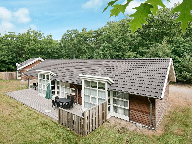 Modern Holiday Home in Hasle with Sauna, holiday rental in Hasle
